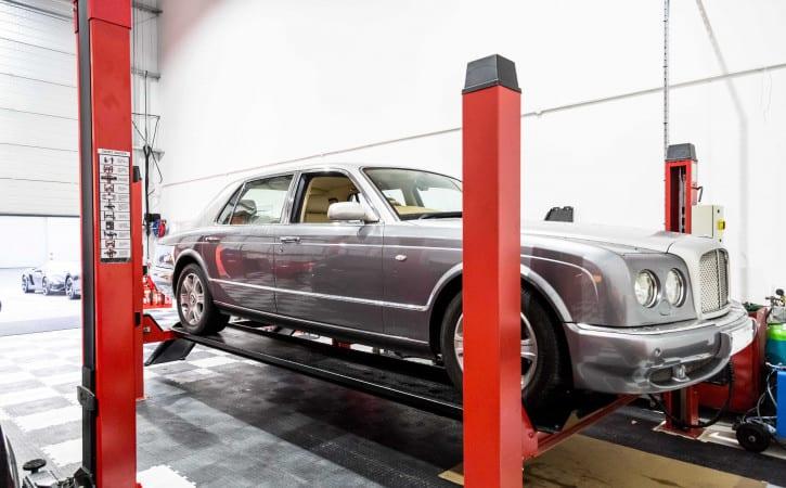 Bentley-Servicing-GVE-London