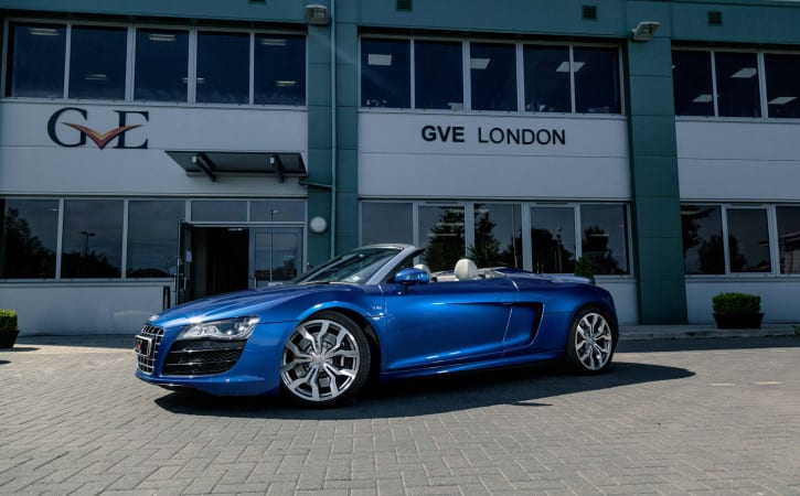 Audi-R8-Spyder-Blue-GVE-London-SELL-YOUR-SUPERCAR-OUTRIGHT-PURCHASE