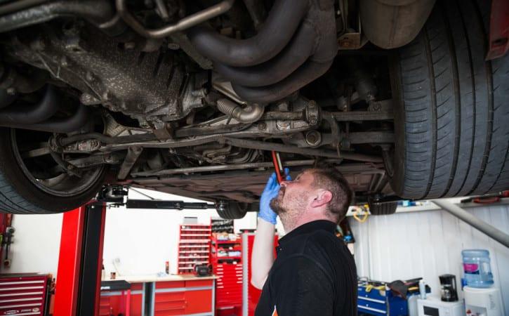 Porsche-GT3-Health-Check-GVE-London-Servicing