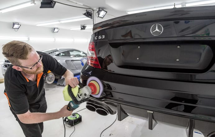 60-Point-Treatment-Mercedes-C63-AMG-Polishing-GVE-LONDON-SUPERCAR-ENHANCED-DETAILING-SERVICES