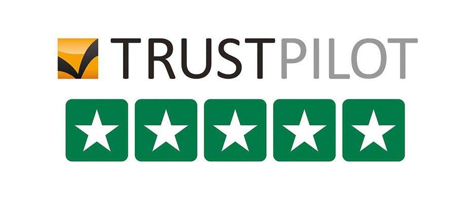 GVE London Trustpilot