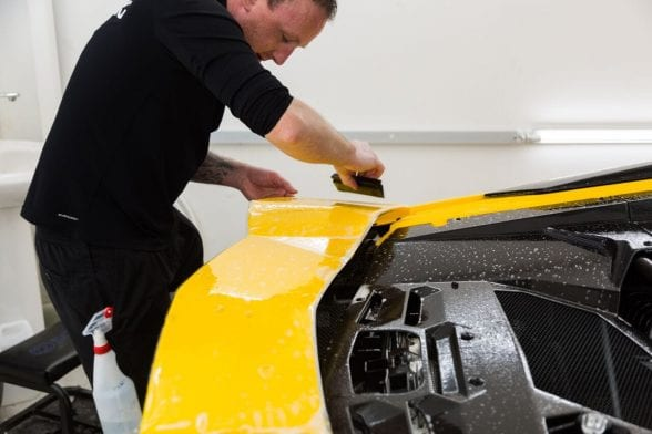 Paint Protection Film GVE London