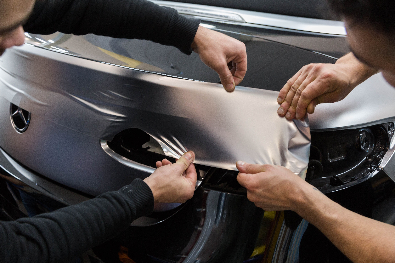 5 ways to identify a Bad Vinyl Wrap