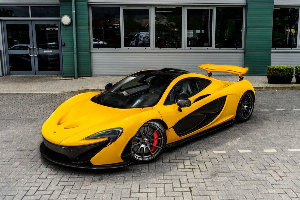 McLaren P1 | Largest Supercar Dealership in the UK | West London
