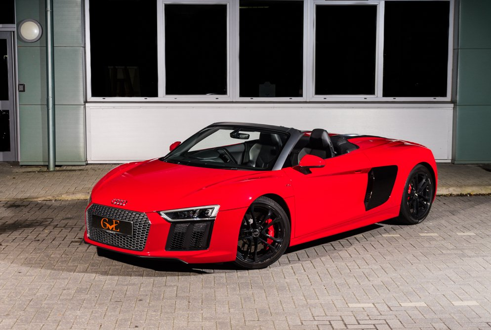 Audi R8 Spyder | Largest Supercar Dealership in the UK | West London