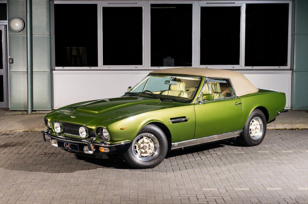 Aston Martin V8 Volante | Largest Supercar Dealership in the UK