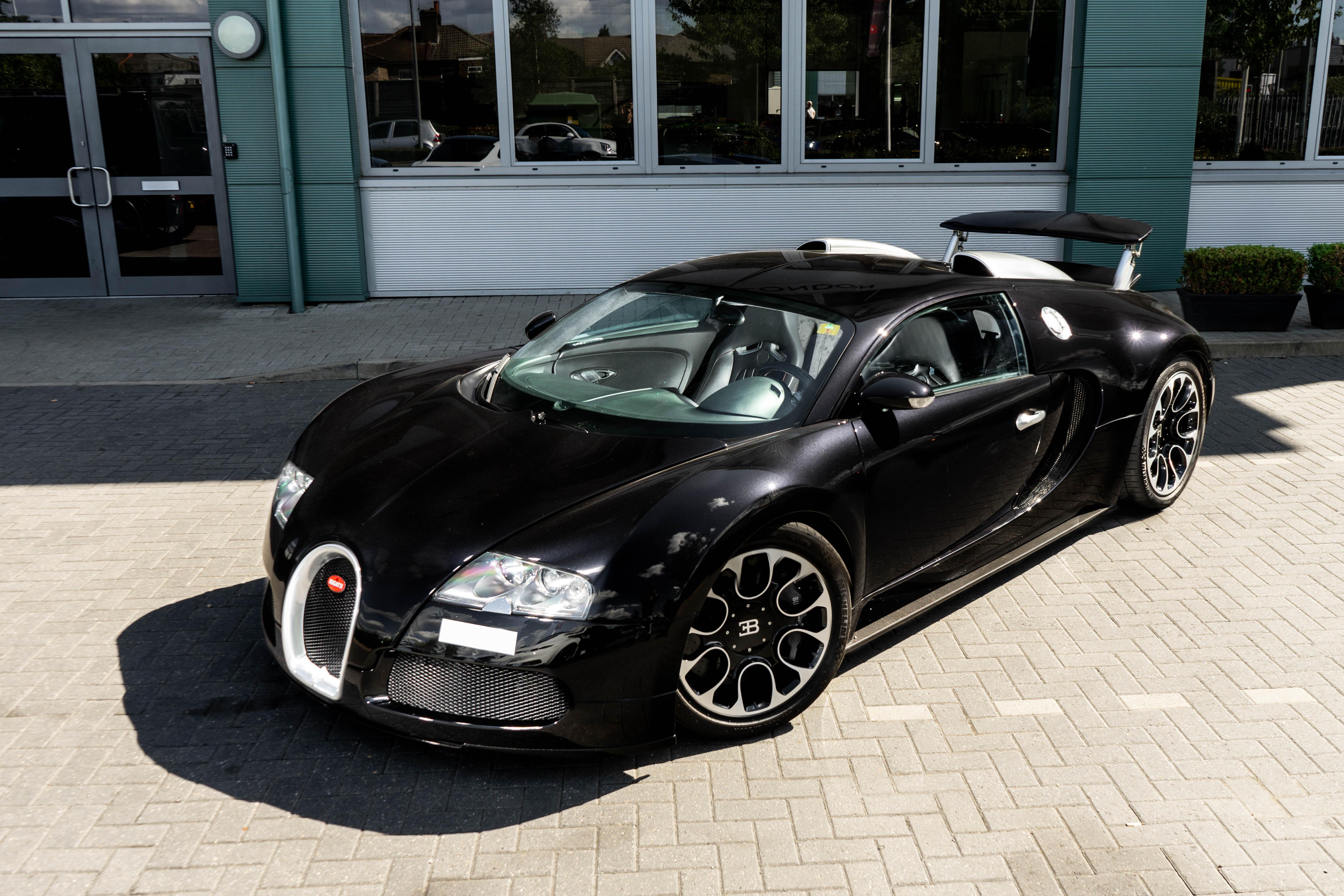 Bugatti Veyron | Largest Supercar Dealership in the UK | West London