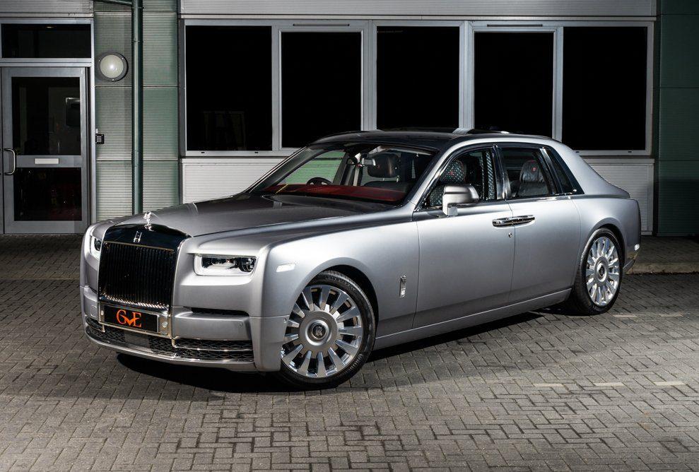 Rolls Royce Phantom VIII | Largest Supercar Dealership in the UK