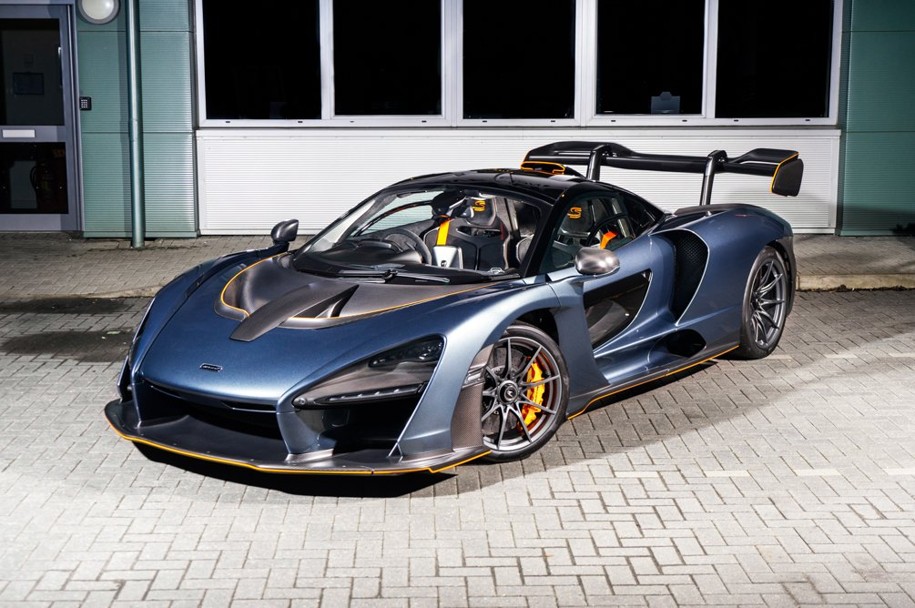 McLaren Senna | Largest Supercar Dealership in the UK | West London