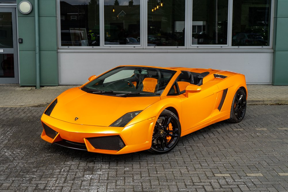 Lamborghini Gallardo Spyder | Largest Supercar Dealership in the UK