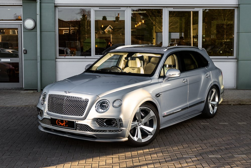 Bentley Bentayga | Largest Supercar Dealership in the UK | West London