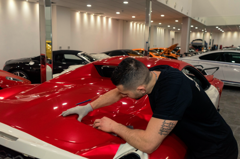 7 Steps to Transforming your Supercar