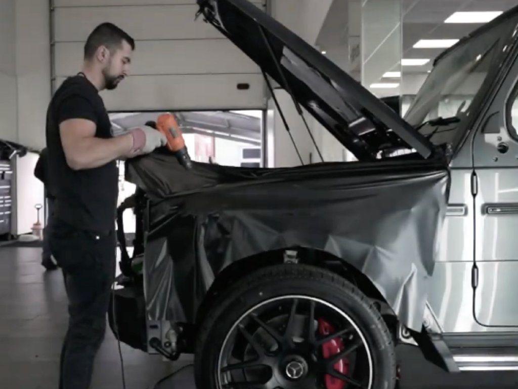 2020 Mercedes G63 AMG