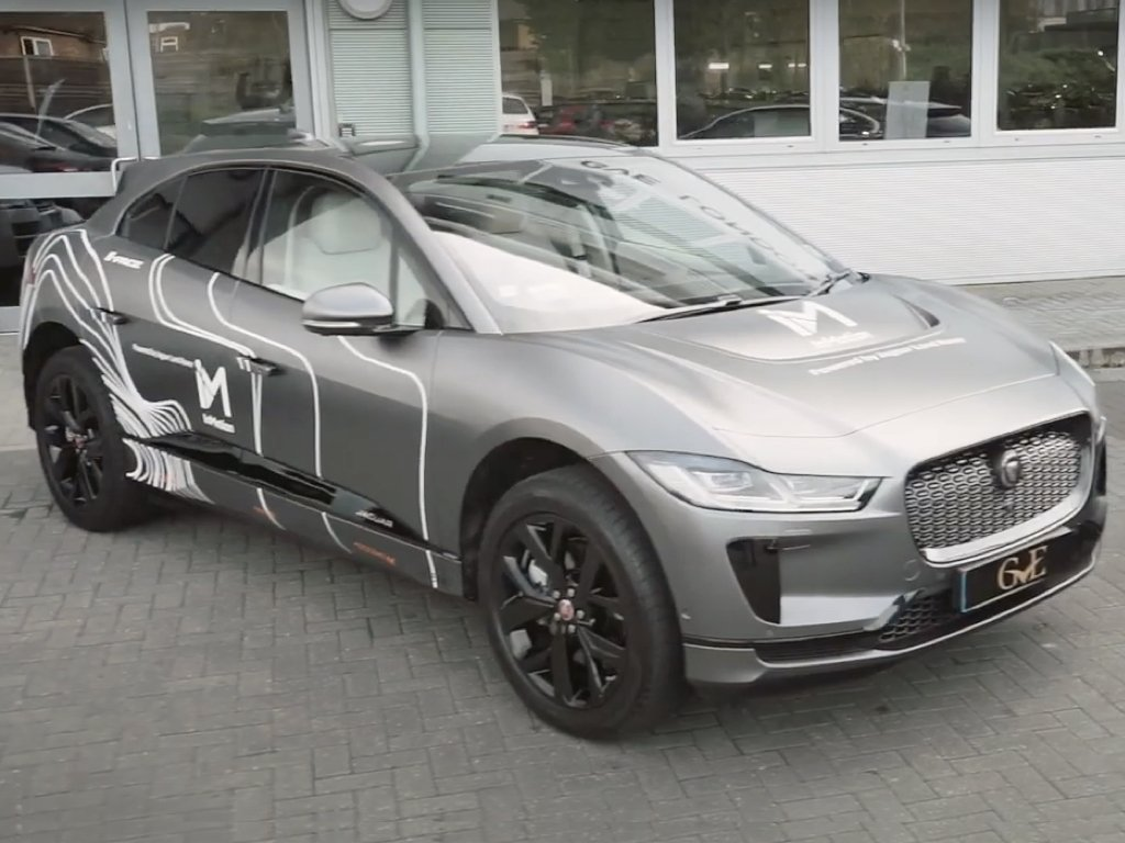 Jaguar I-Pace Transformation