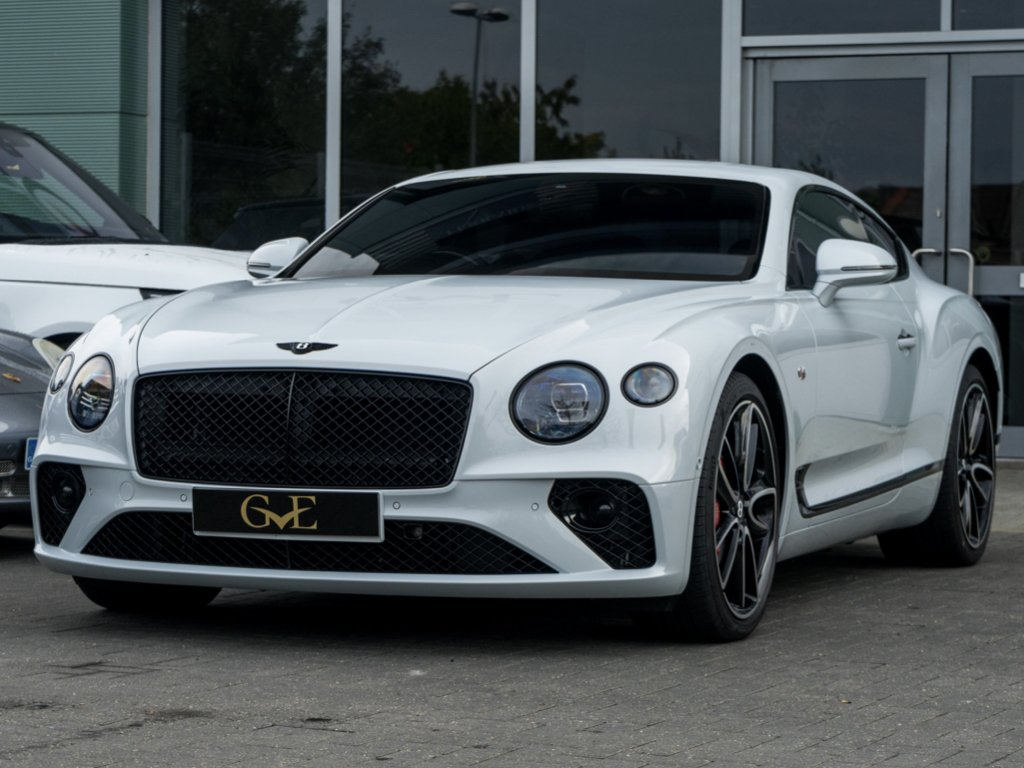 Bentley Continental Paint Protection Film