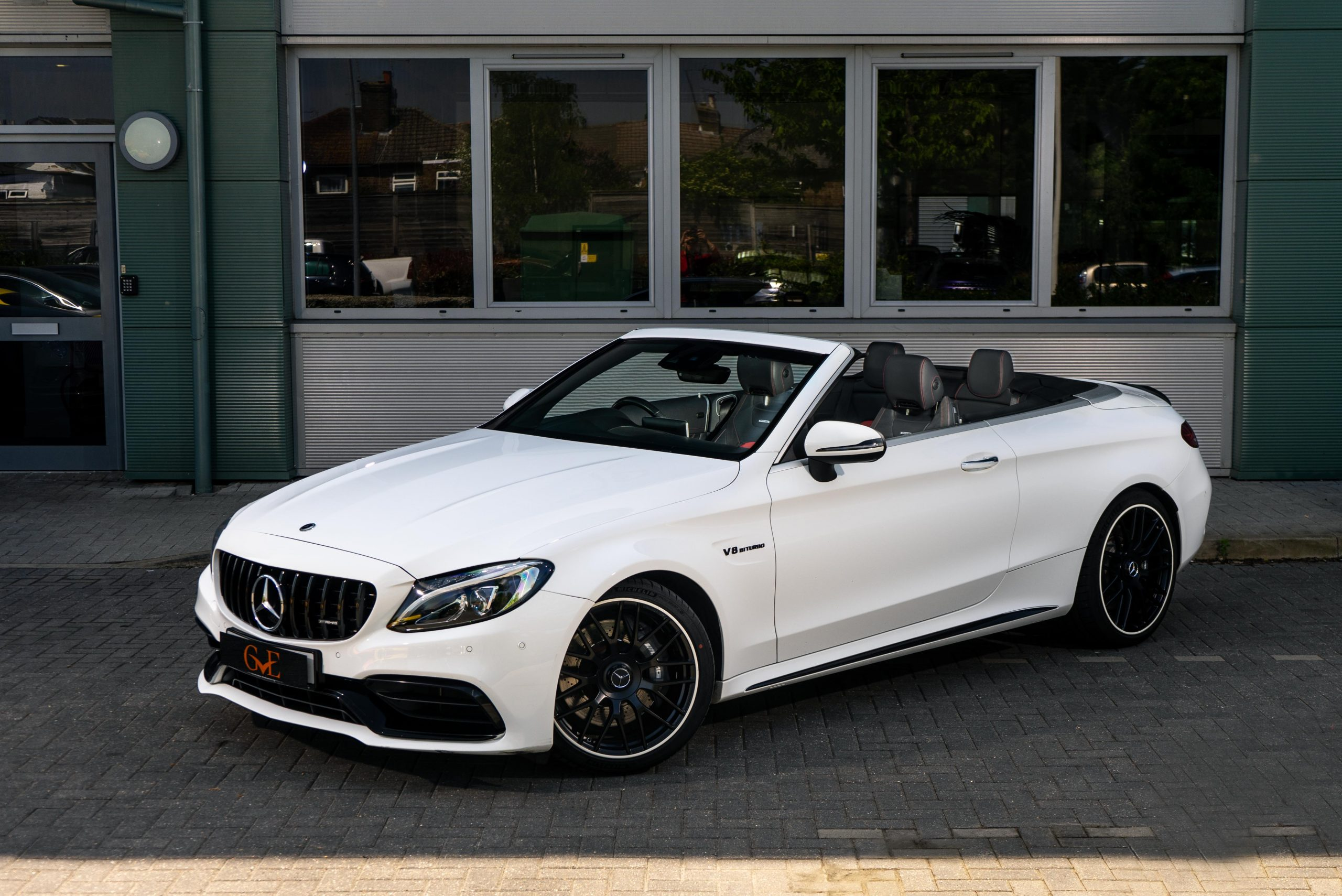 Mercedes Benz C63 AMG Convertible | West London Supercar Dealership