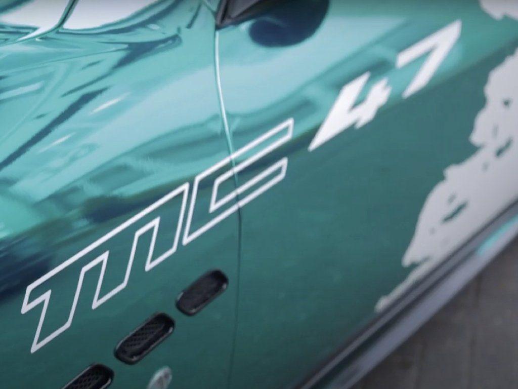 Chrome Turquoise Maserati Wrap | GVE Customs | West London