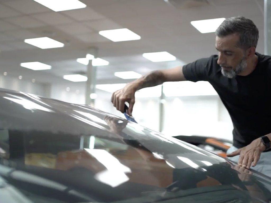 Windscreen Protection ClearPlex Lamborghini Huracan Performante
