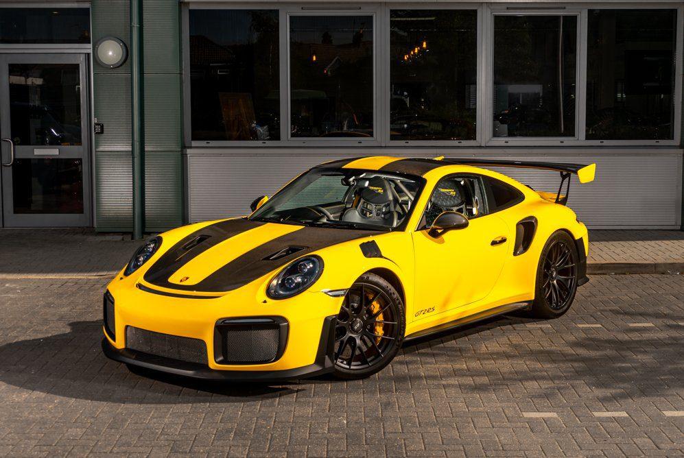 Porsche GT2 RS | Largest Supercar Dealership in the UK | West London