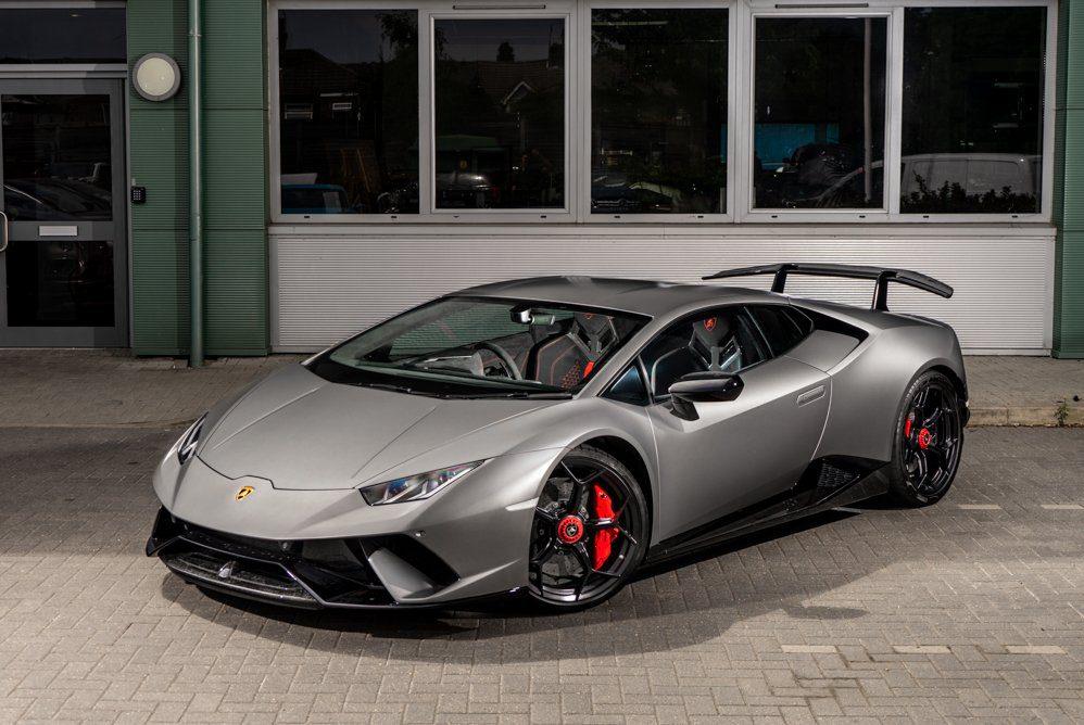 Lamborghini Huracan Performante | West London Supercars