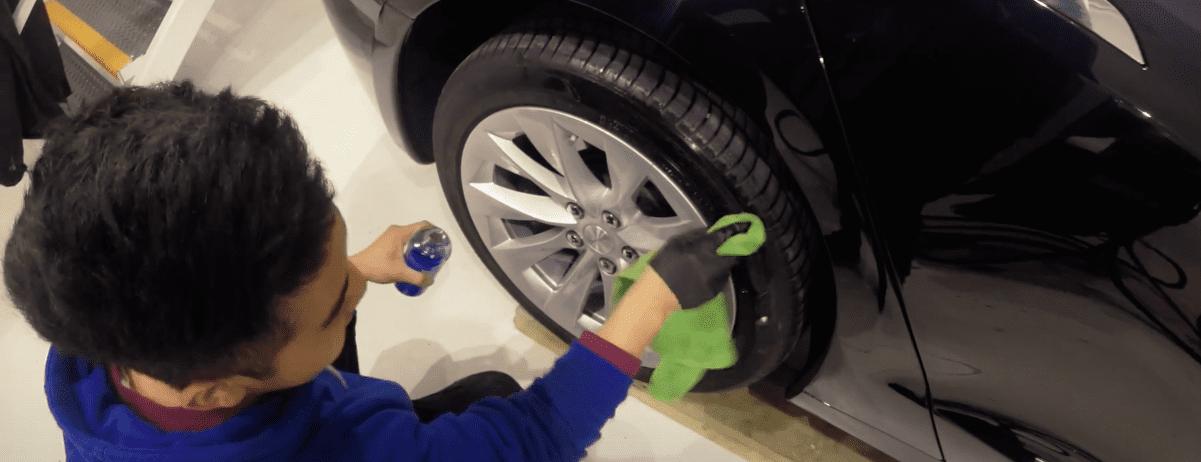 Tesla Model S Polishing & Ceramic Coating | GVE Detailing | West London