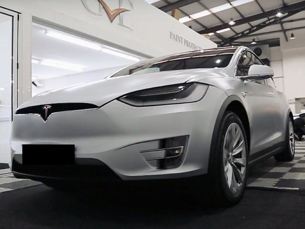 Tesla Model X XPEL Stealth PPF | GVE Detailing | West London
