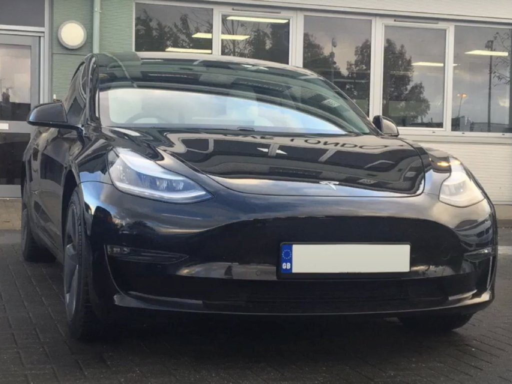 Tesla Model 3 De-chrome & Window Tints | GVE Customs | West London