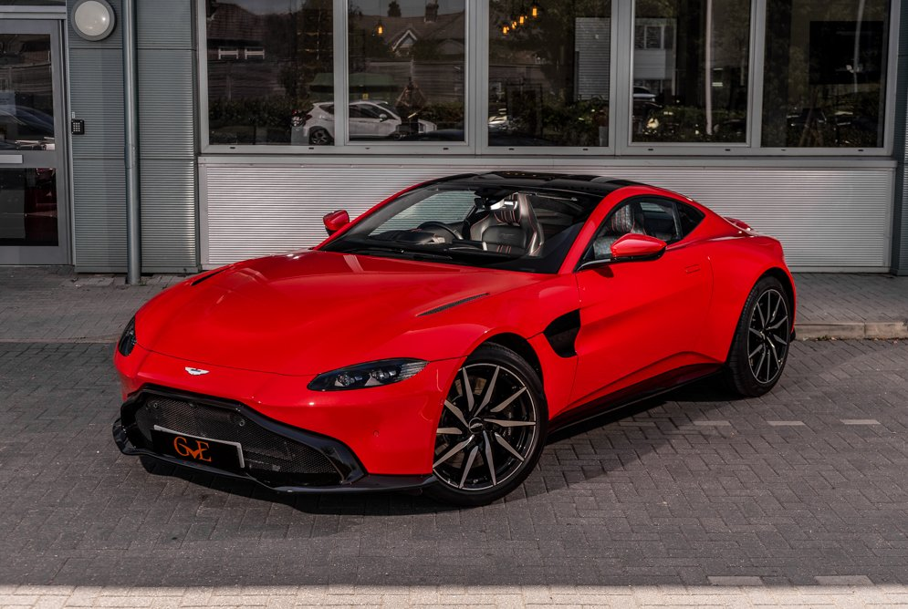 Aston Martin Vantage V8 | Supercar Dealership in the UK | West London