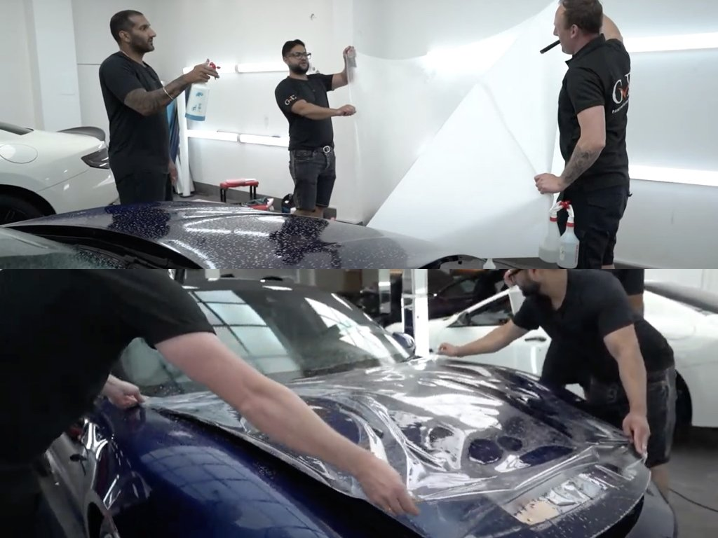 Paint Protection Film Training Course