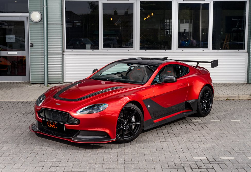 Aston Martin Vantage GT12 | Largest Supercar Dealership in the UK