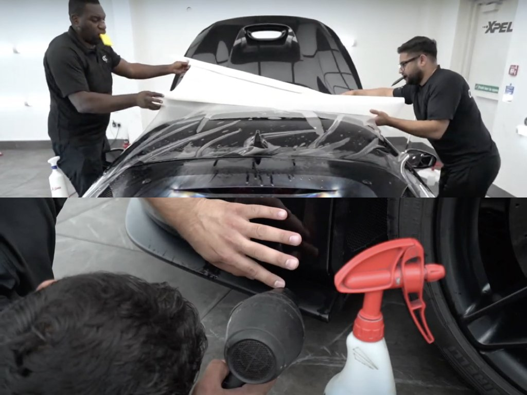 Ferrari F8 Tributo PPF | GVE Detailing | XPEL Installers West London