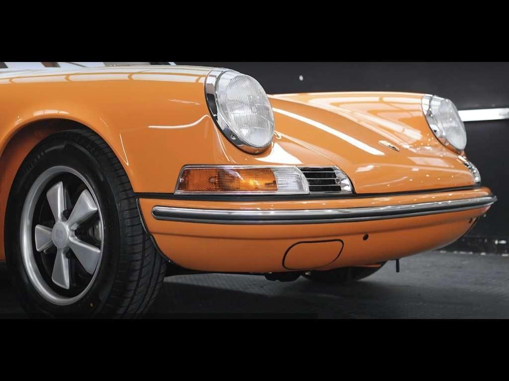 Porsche 911 T PPF | GVE Detailing | XPEL West London