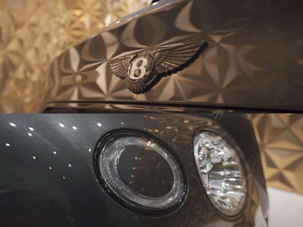 What is a DeChrome? | Bentley Bentayga