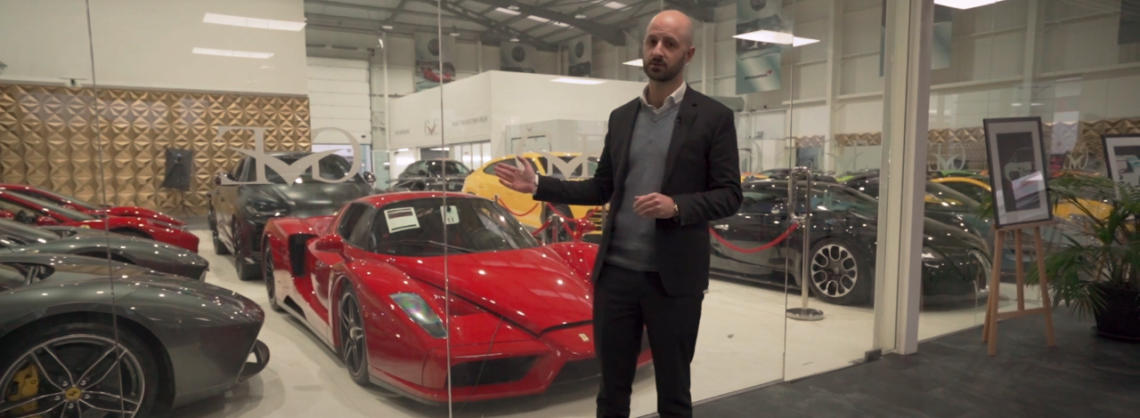 Sell your Supercar to the UK's Leading Independent Supercar Dealership