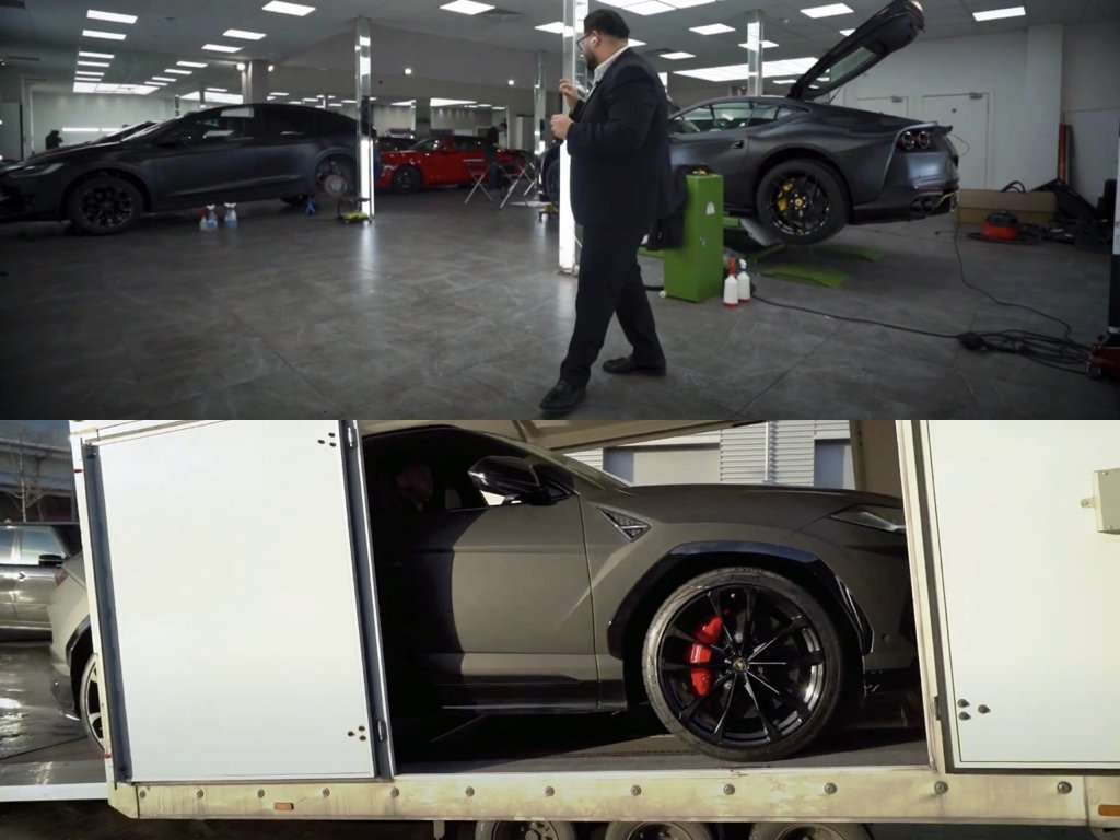 A Tour of the UKs #1 Supercar Showroom - GVE London!
