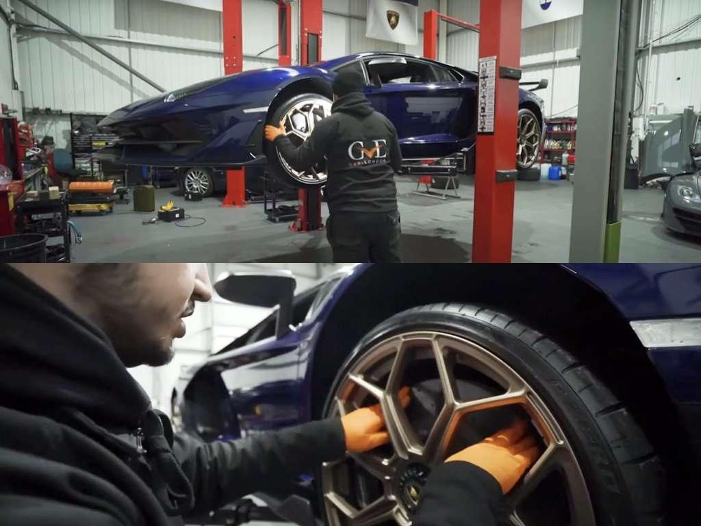 Lamborghini Aventador Health Check | Supercar Servicing | West London