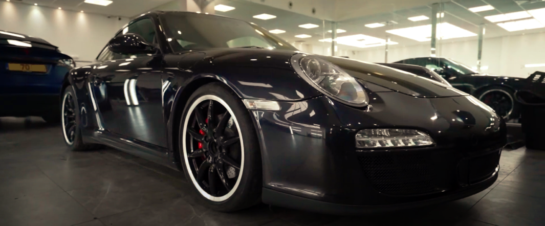 Porsche Carrera Front End PPF | Paint Protection Film | West London